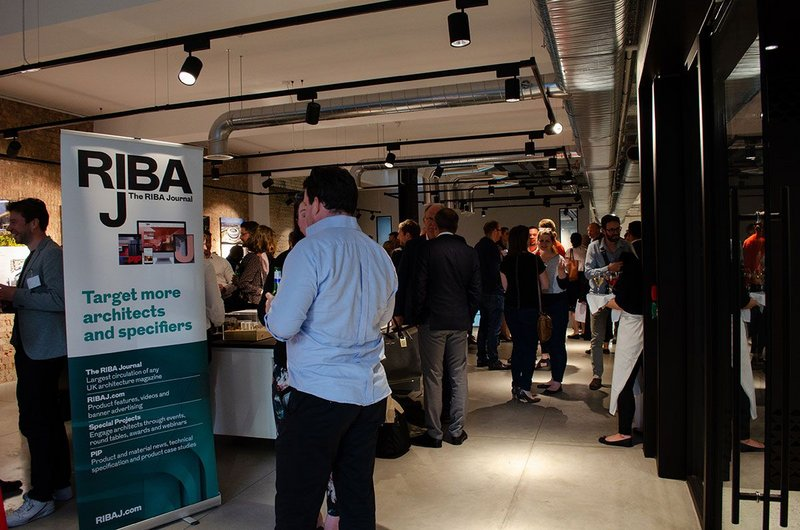 RIBAJ's annual briefing hosted by HKS architects.