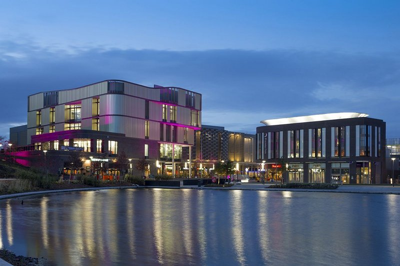 Southwater Square, Telford – Associated Architects. Click on image