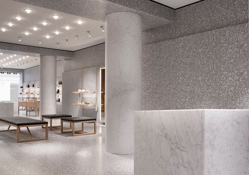 Valentino London, Old Bond Street by David Chipperfield.