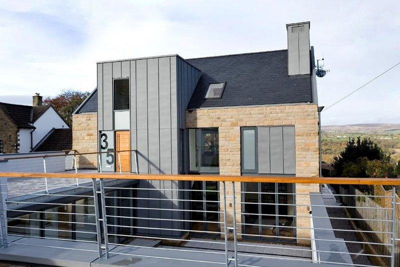 Ben Rhydding Road, Ilkley – Halliday Clark Architects. Click on image
