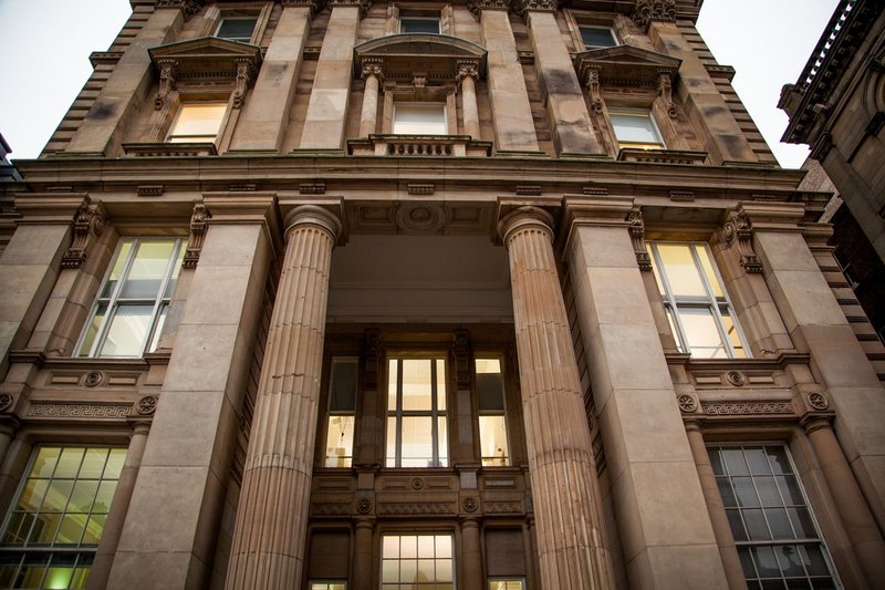 RIBA Enterprise's Old Post Office HQ in Newcastle.