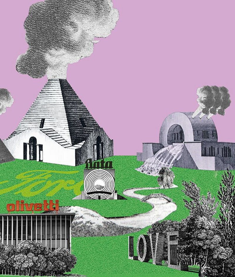 Industrial utopias: Ledoux, Boullee, Bata, Olivetti.