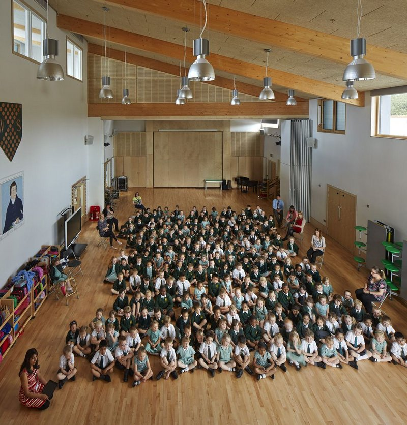 Lessons for the US Architype's Wilkinson Primary School.