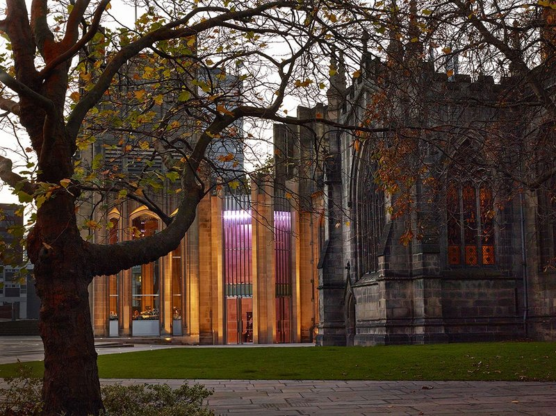 Gateway Project, Sheffield Cathedral – Thomas Ford and Partners. Click on image