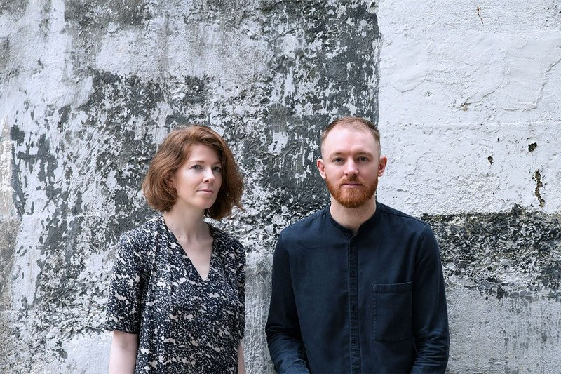 Elspeth Lee and Donn Holohan of Superposition - from Ireland to Hong Kong, combining practice with academic research.