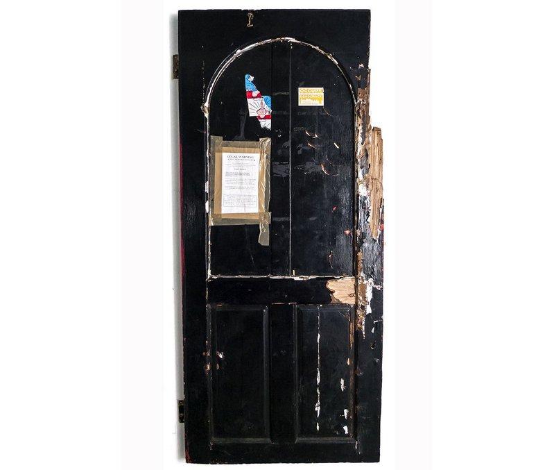 Stuart Semple: '12 Bar Door', 2015.