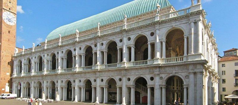 Basilica Palladiana, Vicenza, 1549