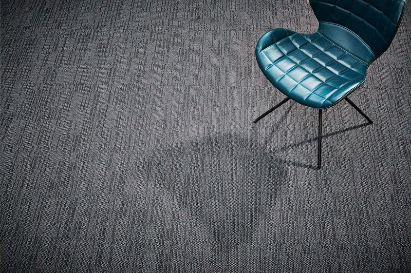 Forbo's Tessera Nexus carpet tiles in Agenda 3500.