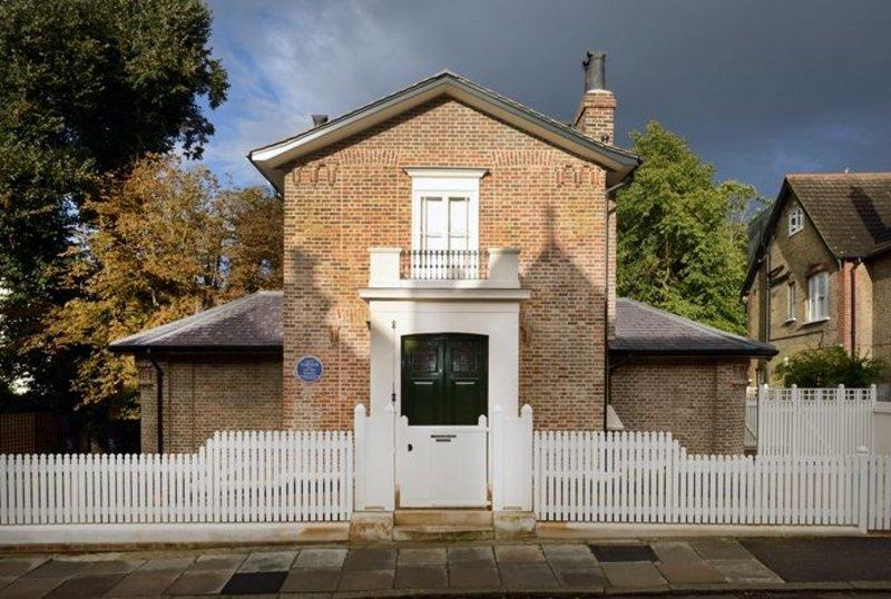 Turner's House, Twickenham.