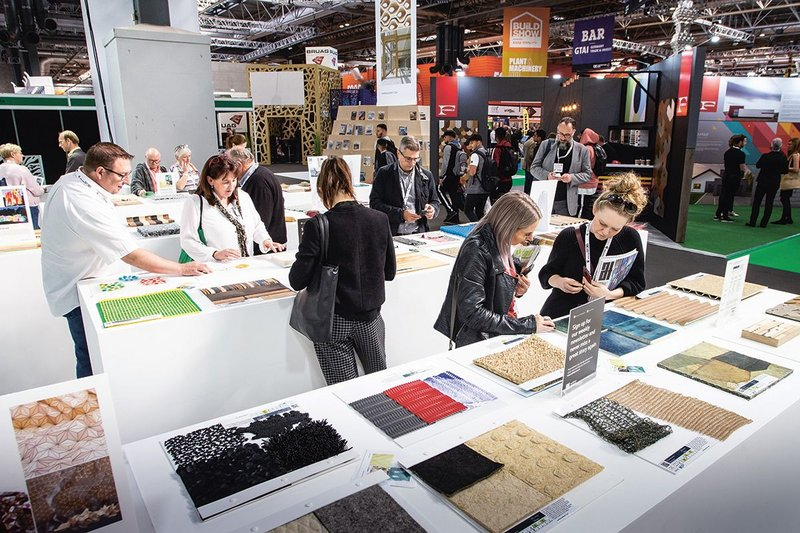Materials Expo at the Surface & Materials Show.