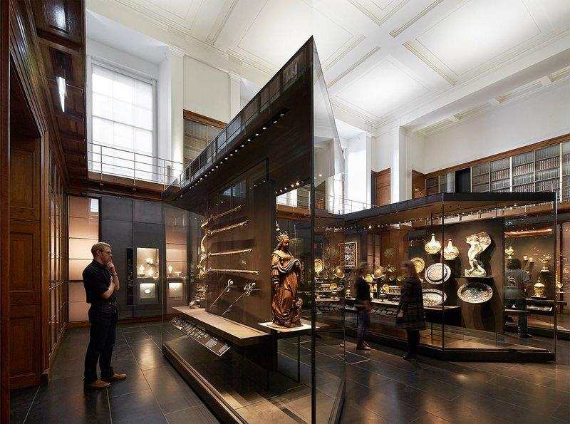 Waddesdon Bequest Gallery, British Museum