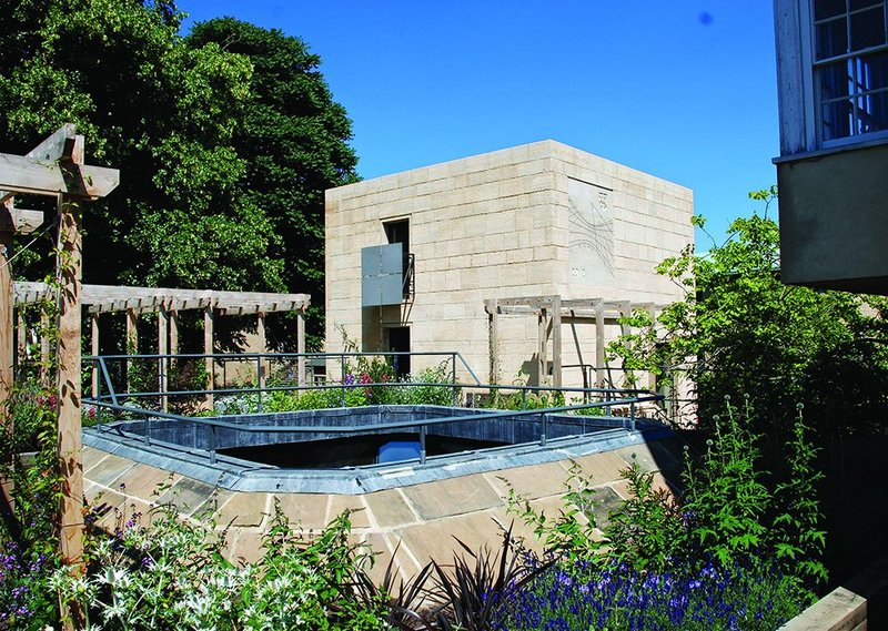 McCall MacBain Graduate Study Centre, Wadham College, Oxford