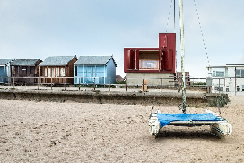 Beach Hut, Sutton on Sea
