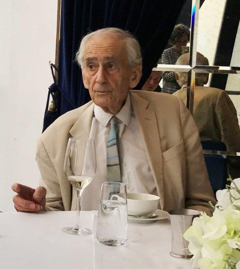 Sherban Cantacuzino CBE 1928 – 2018