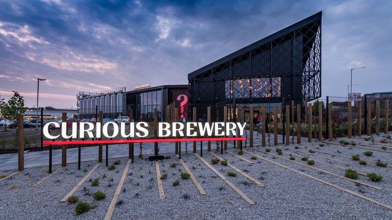 Curious Brewery, Ashford