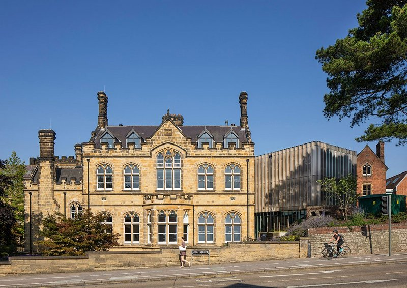 Barton Science Centre, Tonbridge School