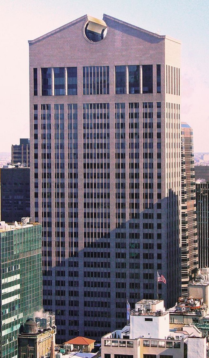 AT&T Building, New York.