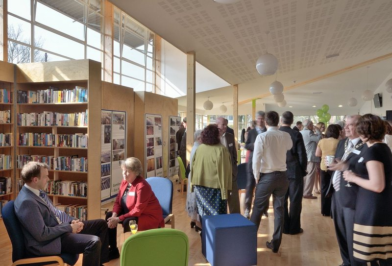 Gamlingay Eco Hub, Bedfordshire