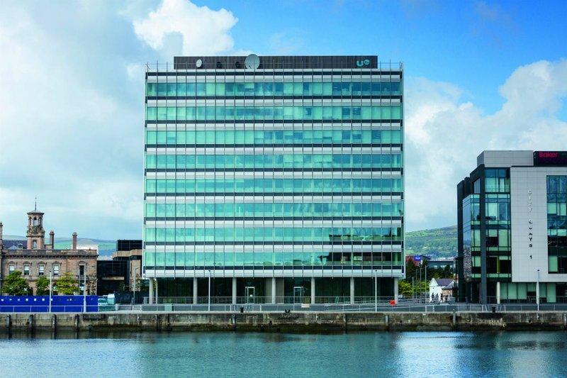 Belfast City Quays 2, Belfast.