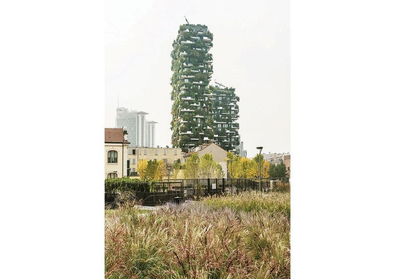 Boeri Architects was attempting to address poverty and segregation as well as climate change with the Bosco Verticale in Milan.
