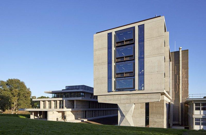 Albert Sloman Library and Silberrad Student Centre, Colchester