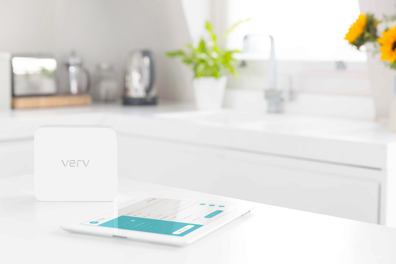 Verv uses AI to split the mains supply into data on individual appliances in the home