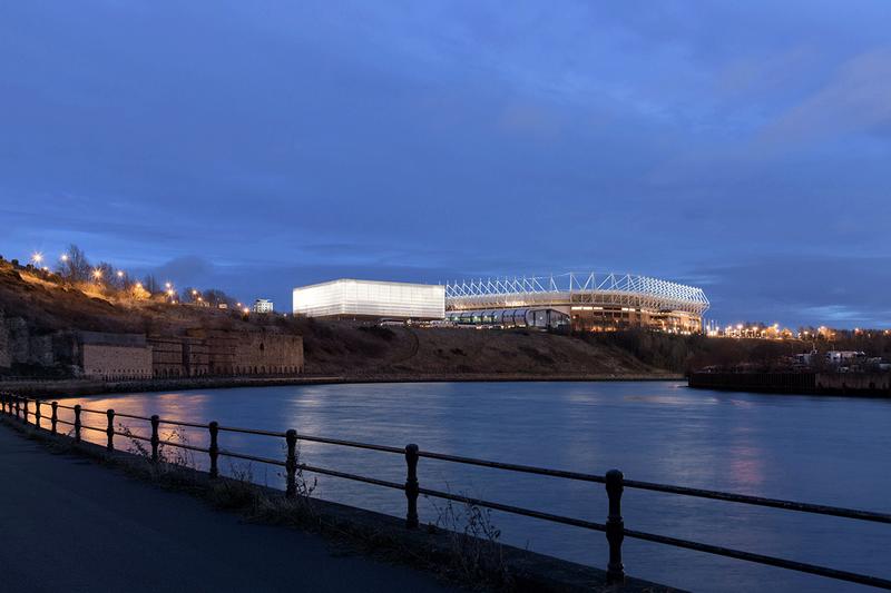 Beacon of Light, Sunderland.