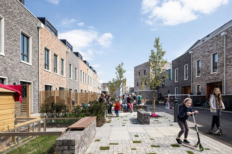 Mole Architects' Marmalade Lane, Cambridge: An exemplar of co-housing, facilitated by the city council.