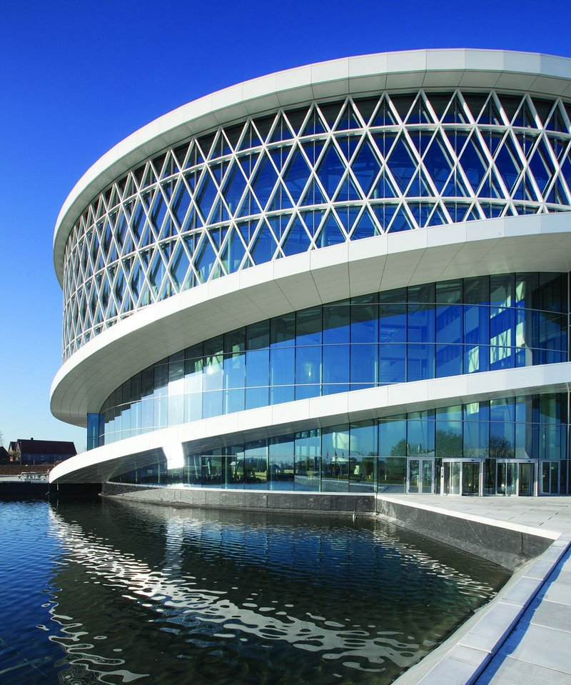 Barco One Campus in Belgium