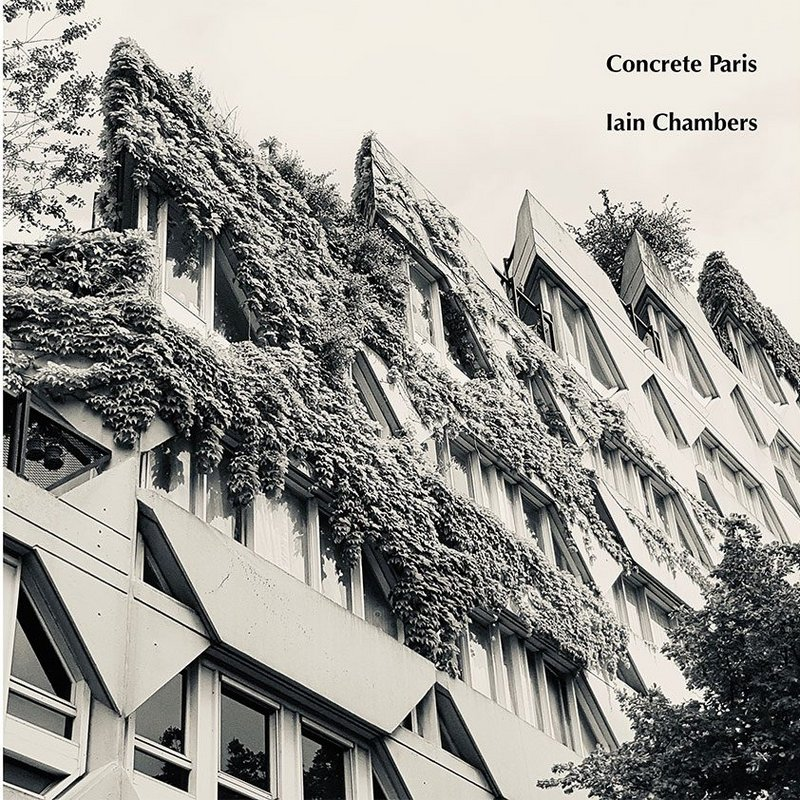 Concrete Paris, a soundscape by Iain Chambers created using field recordings from Brutalist developments in the periphery of Paris.