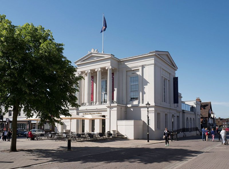 St Albans Museum + Gallery, St Albans.