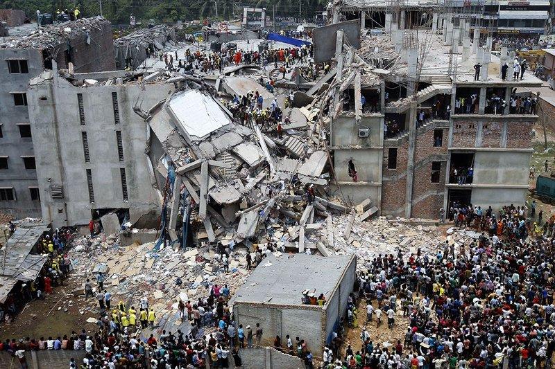 Rana Plaza, Savar Bangladesh