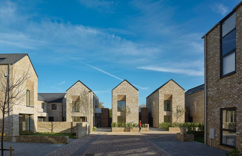 Making liveable homes isn't all about numbers as the 30 family homes of The Gables in Liverpool designed by DK-Architects shows. The mix of market and affordable homes was shortlisted for the RIBA Awards in 2020.