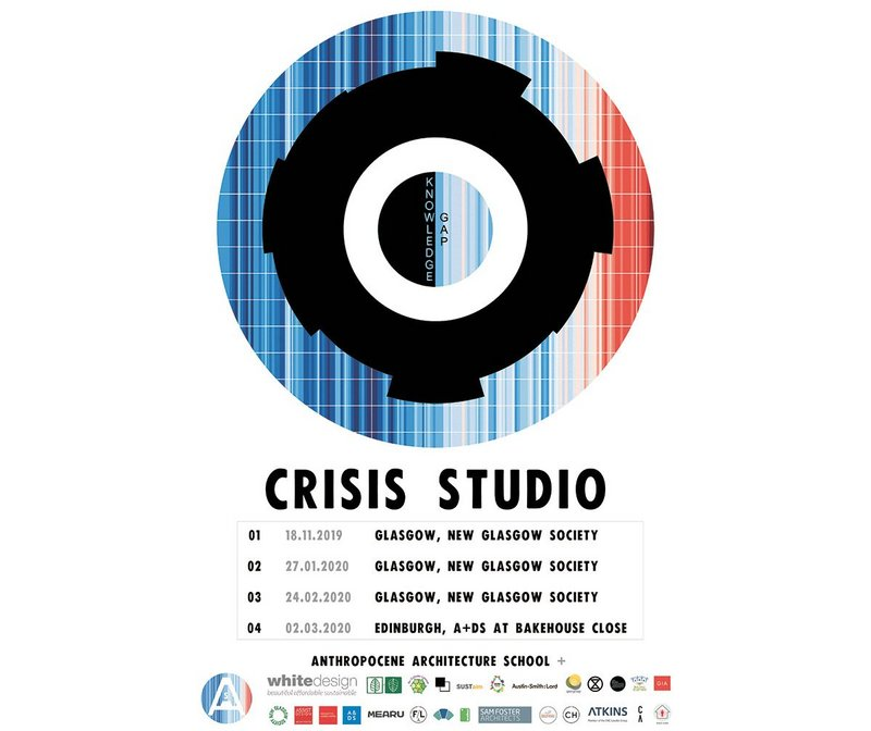 McAulay's Crisis Studio brought together practitioners and students on sustainable design projects.