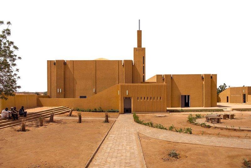 Atelier Masōmī, HIKMA religious secular complex, Dandaji, Niger, 2018.