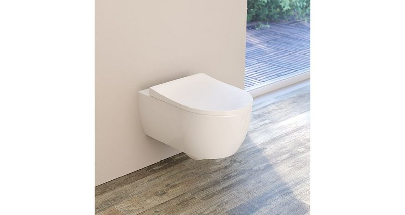 Geberit Duofix: Creating streamlined bathrooms that mitigate the impact of noise.