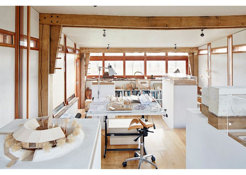 When cutting costs what grounds do you have to renegotiate the office lease? For some architects the lease is not a problem, as with RIBA Award winning Cob Corner in Devon, designed by David Sheppard for his practice.