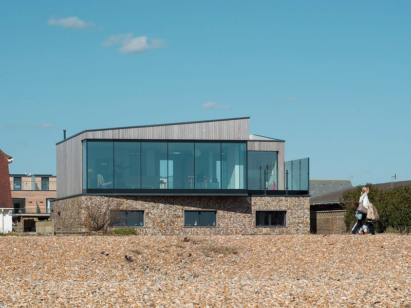 Shoreham Beachside Home by ABIR Architects.