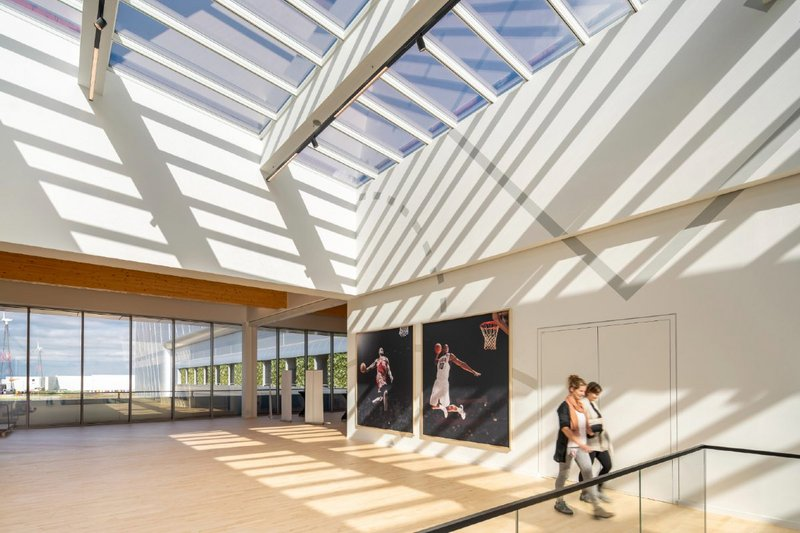 Velux and the science of daylighting: The company is studying the effects of windows on a building's occupants.