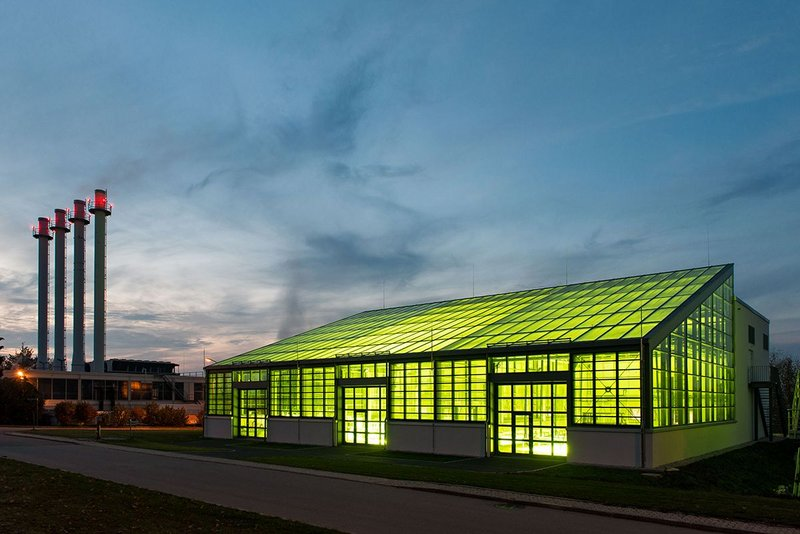 Algae Cultivation Centre at Technical University of Munich.