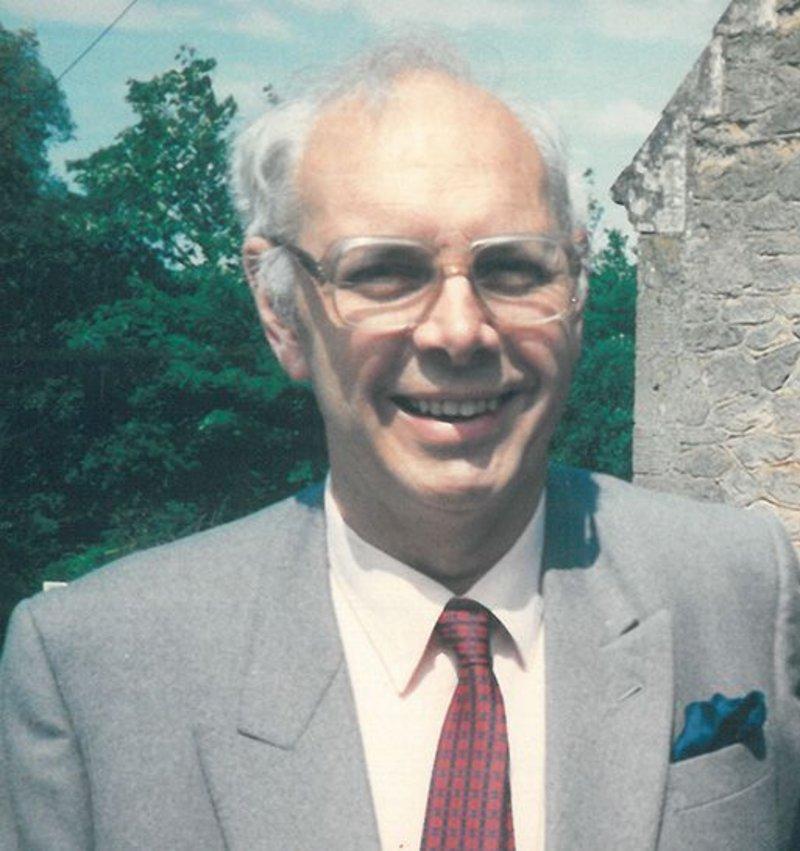 Peter Willis BArch, PhD, ARIAS (1933-2016).