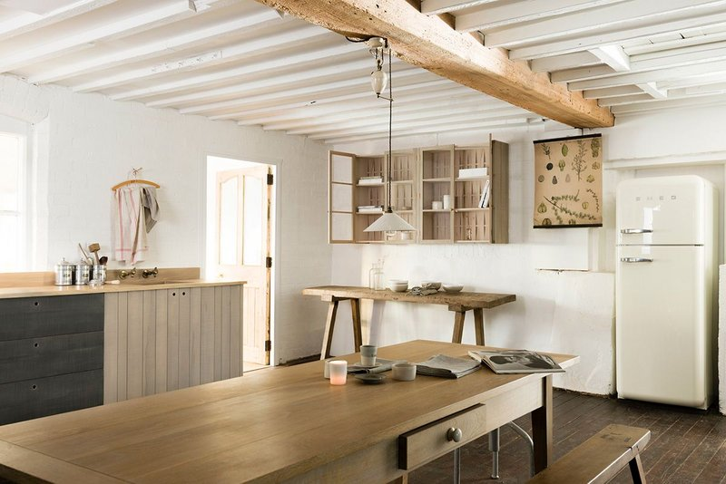 Shortlisted: Sebastian Cox Kitchen by deVOL