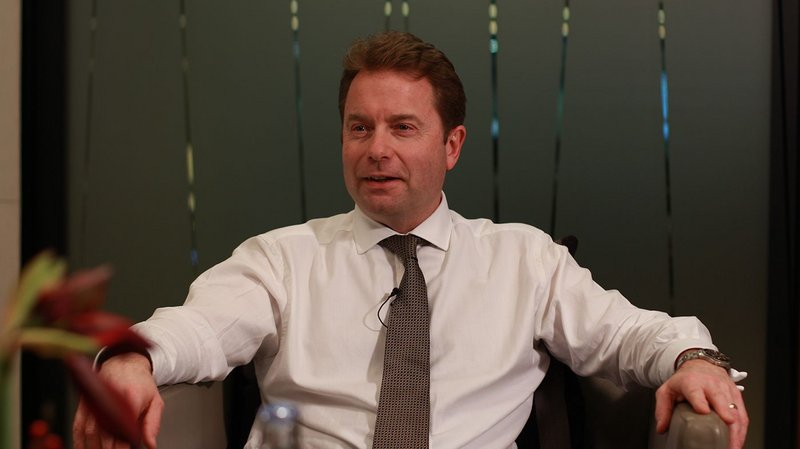 Kevin Chapman, UK head of offices, Lend Lease