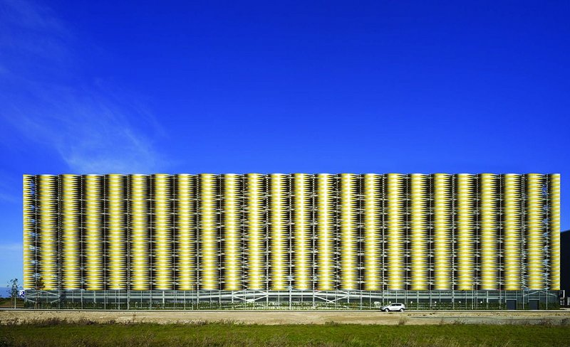 Addenbrookes Multi Storey Car Park – Allies and Morrison + Devereux Architects. Click on image.