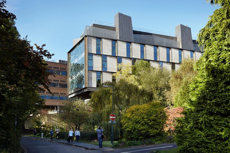 Living Systems Institute, Exeter HawkinsBrown for University of Exeter.