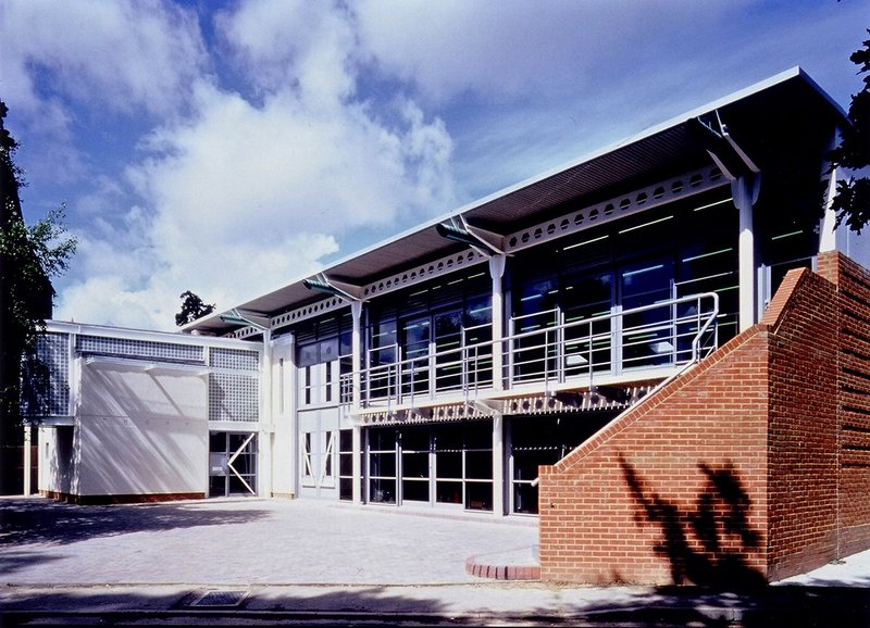 Thorp Architectural Modelmakers workshop, Sunningdale, Berkshire - a multiple award winner.