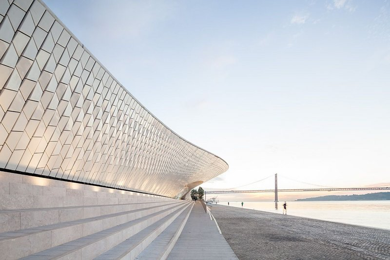 Museum of Art, Architecture and Technology, Lisbon.