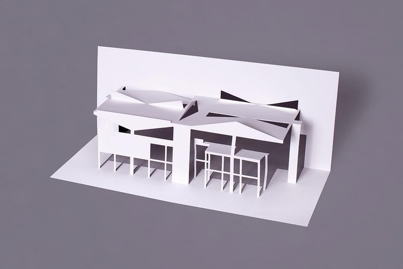 Pavillon Le Corbusier.