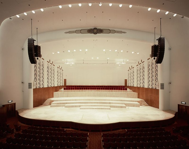 Liverpool Philharmonic by Caruso St John Architects.