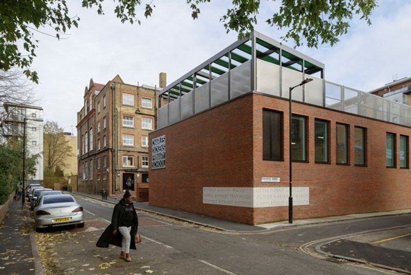 Charles Dickens School, Southwark.